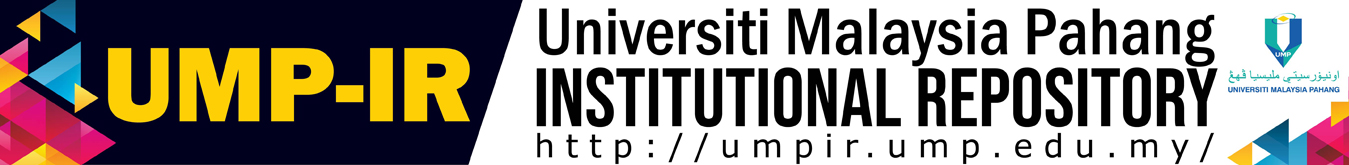 UMP Institutional Repository